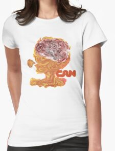 Can - Tago Mago Womens Fitted T-Shirt