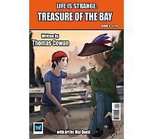 Life is Strange: Treasure of the Bay Comic Cover Photographic Print