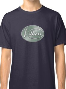 Villiers Vintage Motorcycles England Classic T-Shirt