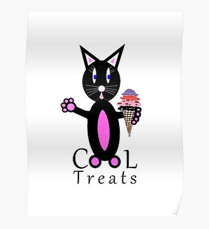 Cool Treats Poster
