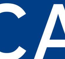 California Interstate Sticker