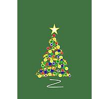 Christmas Star Photographic Print