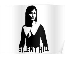 Alessa Gillespie Silent hill Poster