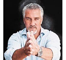 Paul Hollywood #1 Photographic Print