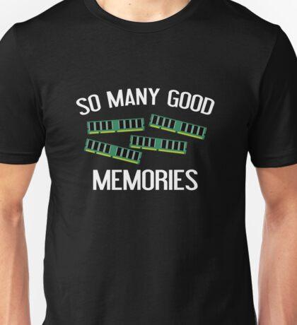 So Many Good Memories Unisex T-Shirt