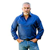 Paul Hollywood #2 Photographic Print