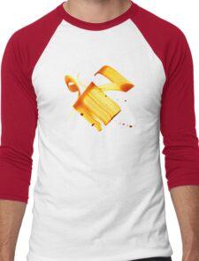 """Air"", ""Atmosphere"" in Arabic Men's Baseball ¾ T-Shirt"