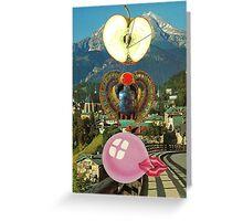 824 Berchtesgaden mit Watzmann Greeting Card