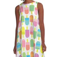 Fruit Pops A-Line Dress