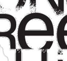 One Tree Hill Logo Sticker