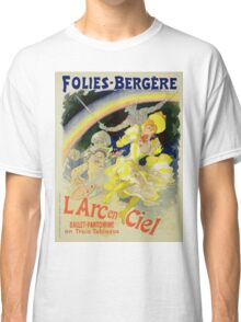 Vintage poster - The Rainbow Classic T-Shirt