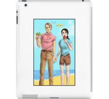 Hannibloom - Eating Icecream iPad Case/Skin