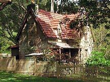 The Olde Gardener's Cottage by Michael John