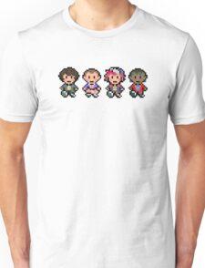 STRANGER THINGS PIXEL Unisex T-Shirt
