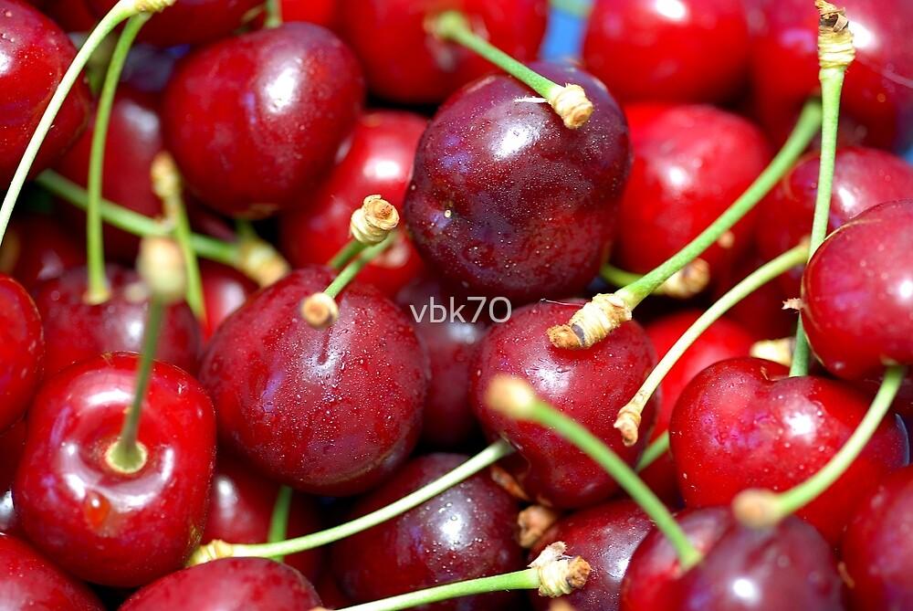 Cherries III by vbk70