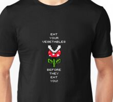EAT YOUR VEGETABLES! Unisex T-Shirt