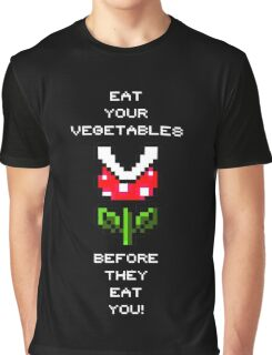 EAT YOUR VEGETABLES! Graphic T-Shirt