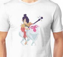 Kubo and Monkey Unisex T-Shirt