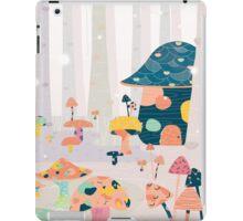 Mushroom Euphoria iPad Case/Skin