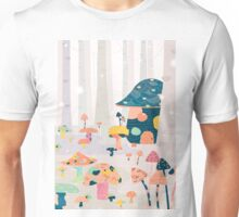 Mushroom Euphoria Unisex T-Shirt