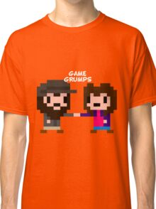 8-bit Game Grumps Fistbump Classic T-Shirt