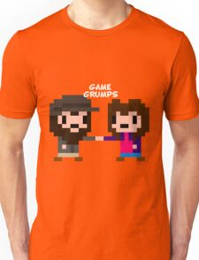 8-bit Game Grumps Fistbump Unisex T-Shirt
