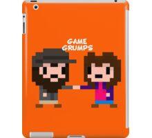 8-bit Game Grumps Fistbump iPad Case/Skin