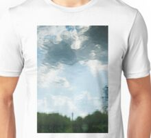 Clouds in River Unisex T-Shirt