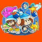 Game Grumps by TechnoKhajiit