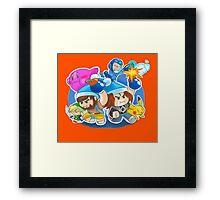 Game Grumps Framed Print