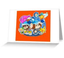 Game Grumps Greeting Card