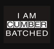 I Am Cumberbatched Kids Clothes