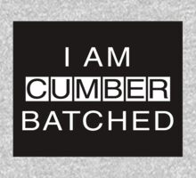 I Am Cumberbatched Baby Tee