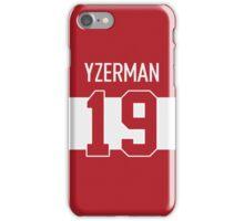 Steve Yzerman Winter Classic 2014 Alumni Case iPhone Case/Skin