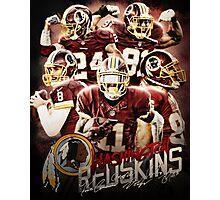 Washington Football Team Sports Art Kirk Cousins Jackson Norman Photographic Print
