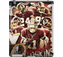 Washington Football Team Sports Art Kirk Cousins Jackson Norman iPad Case/Skin