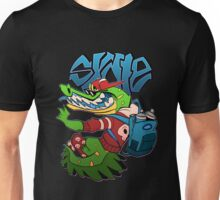 SKATER GATOR Unisex T-Shirt