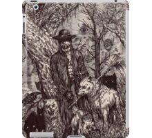 In the dark forest iPad Case/Skin