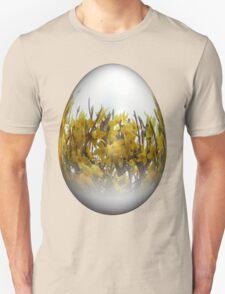 easter egg forsythia Unisex T-Shirt
