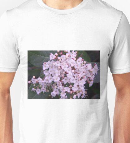 Pink flowers Unisex T-Shirt