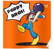 Game Grumps Arin Poppy Bros Poster