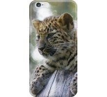 Dora the Amur Leopard iPhone Case/Skin