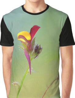 Colourful Beauty  [ BEE ORCHID ] Graphic T-Shirt