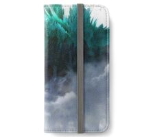Ice in the storm iPhone Wallet/Case/Skin