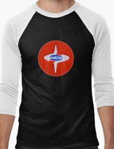 Marcos Vintage Cars Men's Baseball ¾ T-Shirt