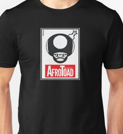 AfroToad RED Unisex T-Shirt