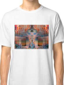 Native Indian Owl - Oil painting Classic T-Shirt