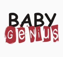 Baby Genius One Piece - Short Sleeve
