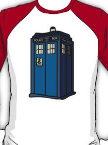 Public Call Box T-Shirt