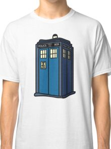 Public Call Box Classic T-Shirt